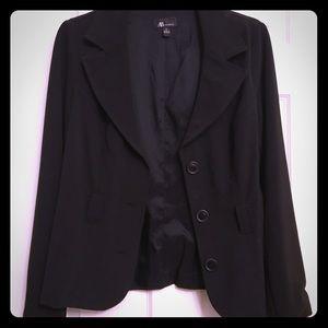 Dress coat.